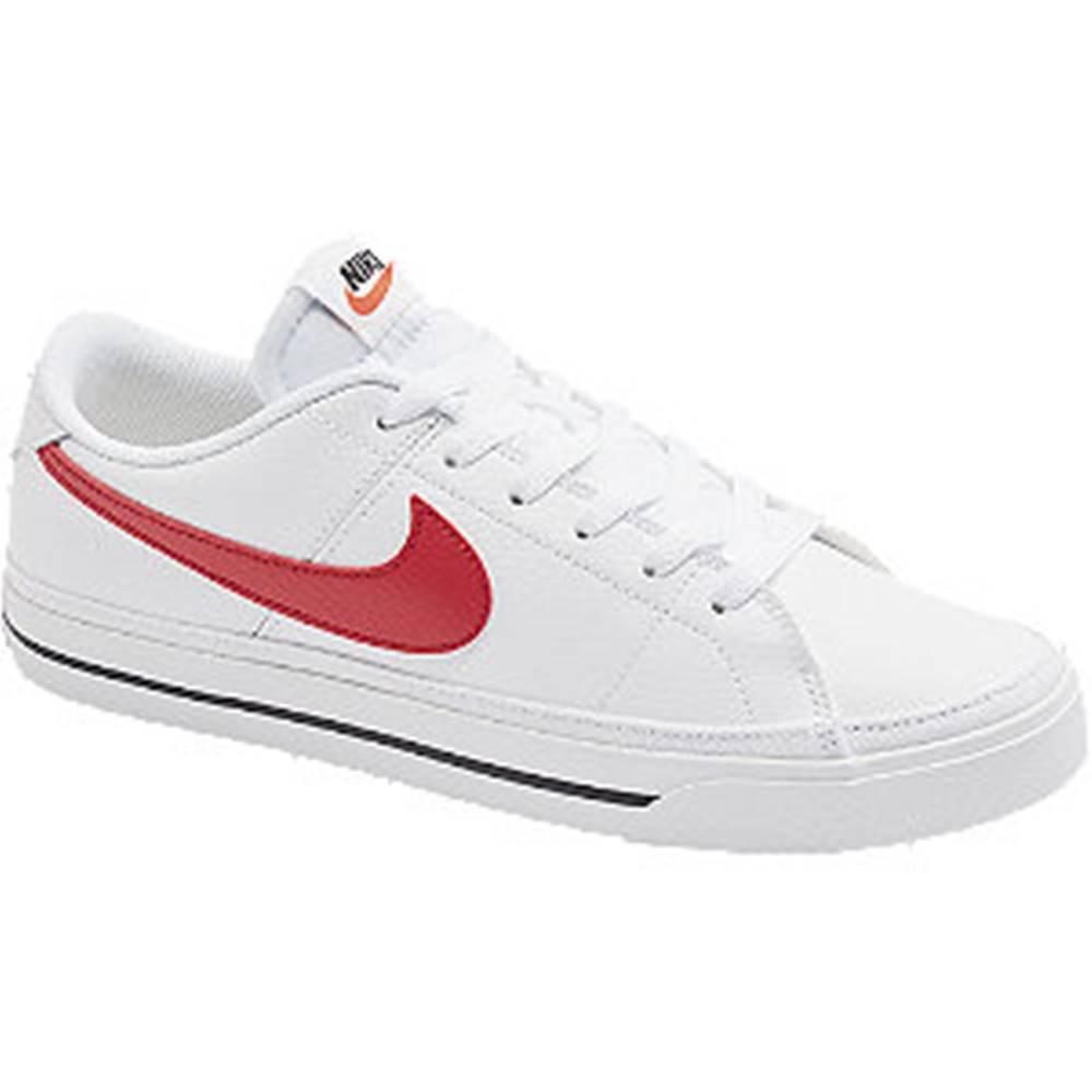 Nike Biele tenisky Nike Court Legacy
