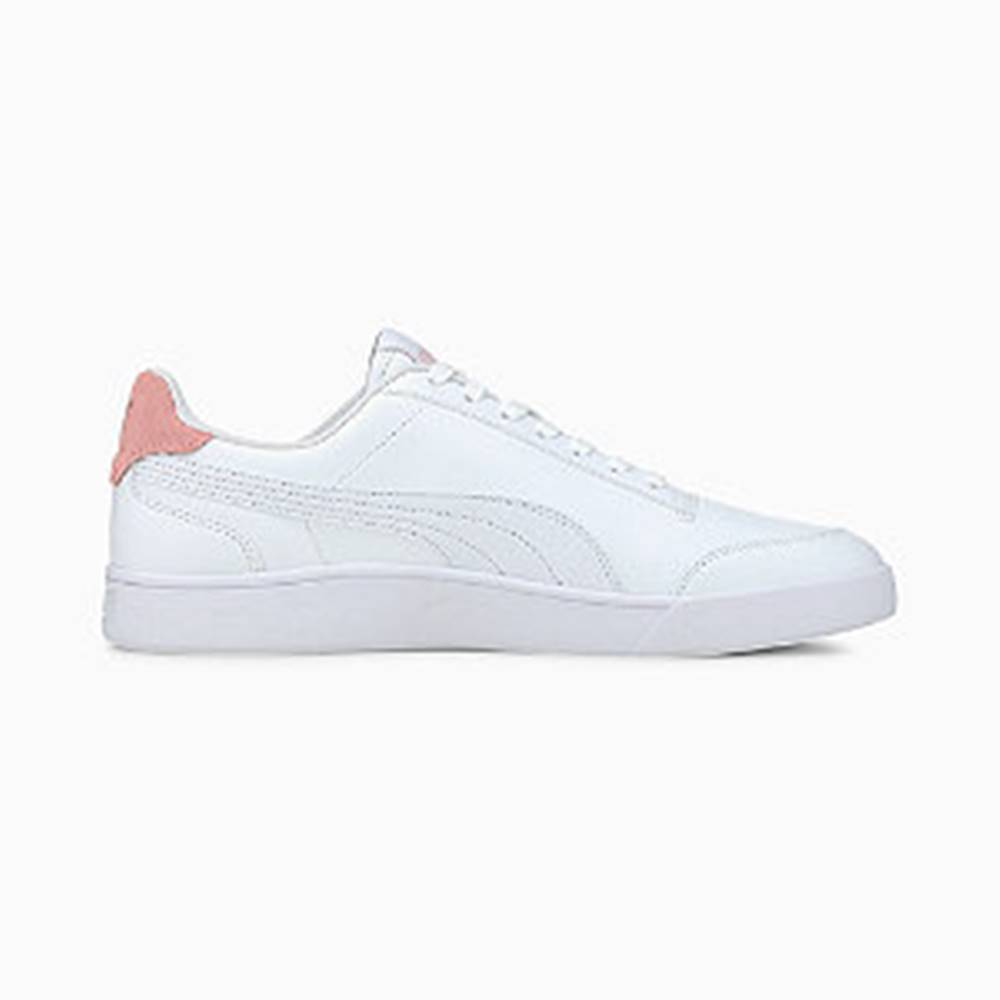 Puma Biele tenisky Puma Smash