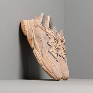 adidas Ozweego St Pale Nude/ Light Brown/ Solar Red