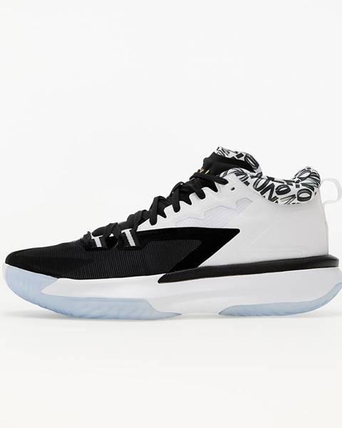 Čierne tenisky Jordan