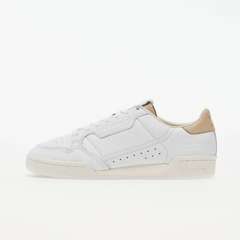 adidas Originals adidas Continental 80 Ftw White/ Ftw White/ Off White
