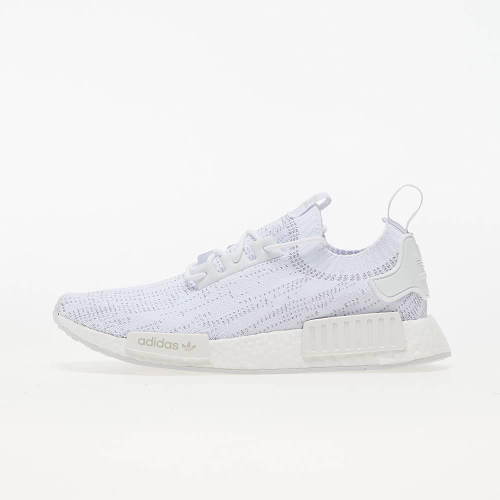adidas Originals adidas NMD_R1 Primeknit Ftw White/ Ftw White/ Grey One