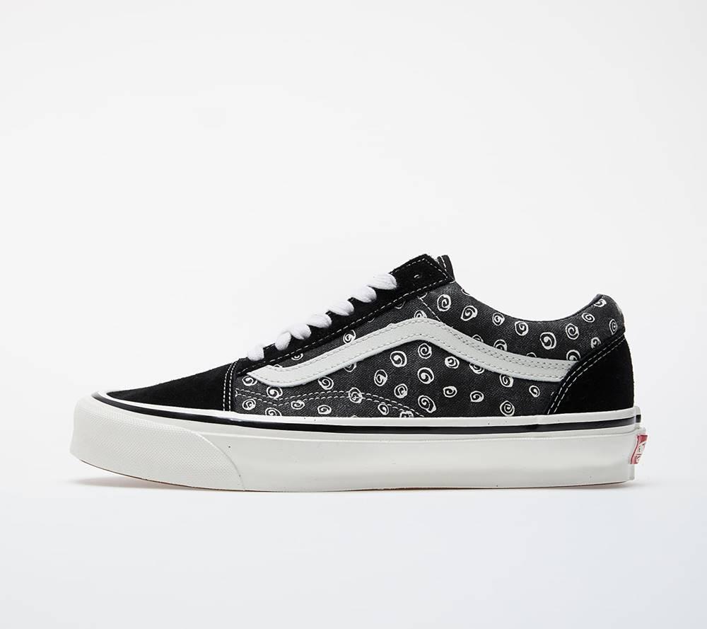 Vans Vault OG Old Skool LX (OG) Swirl/ Black
