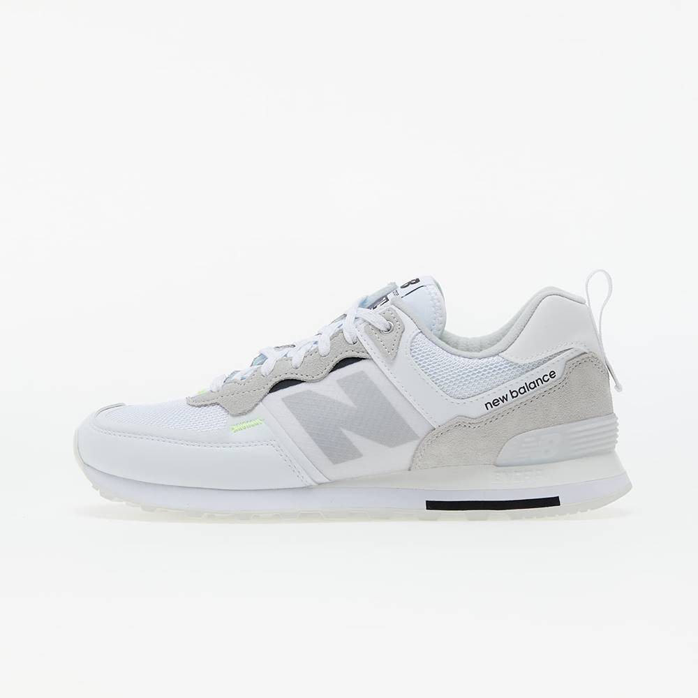 New Balance 574 White/ Grey