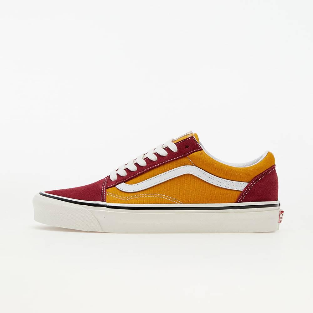 Vans Old Skool 36 DX (Anahein Factory) Red/ Yellow