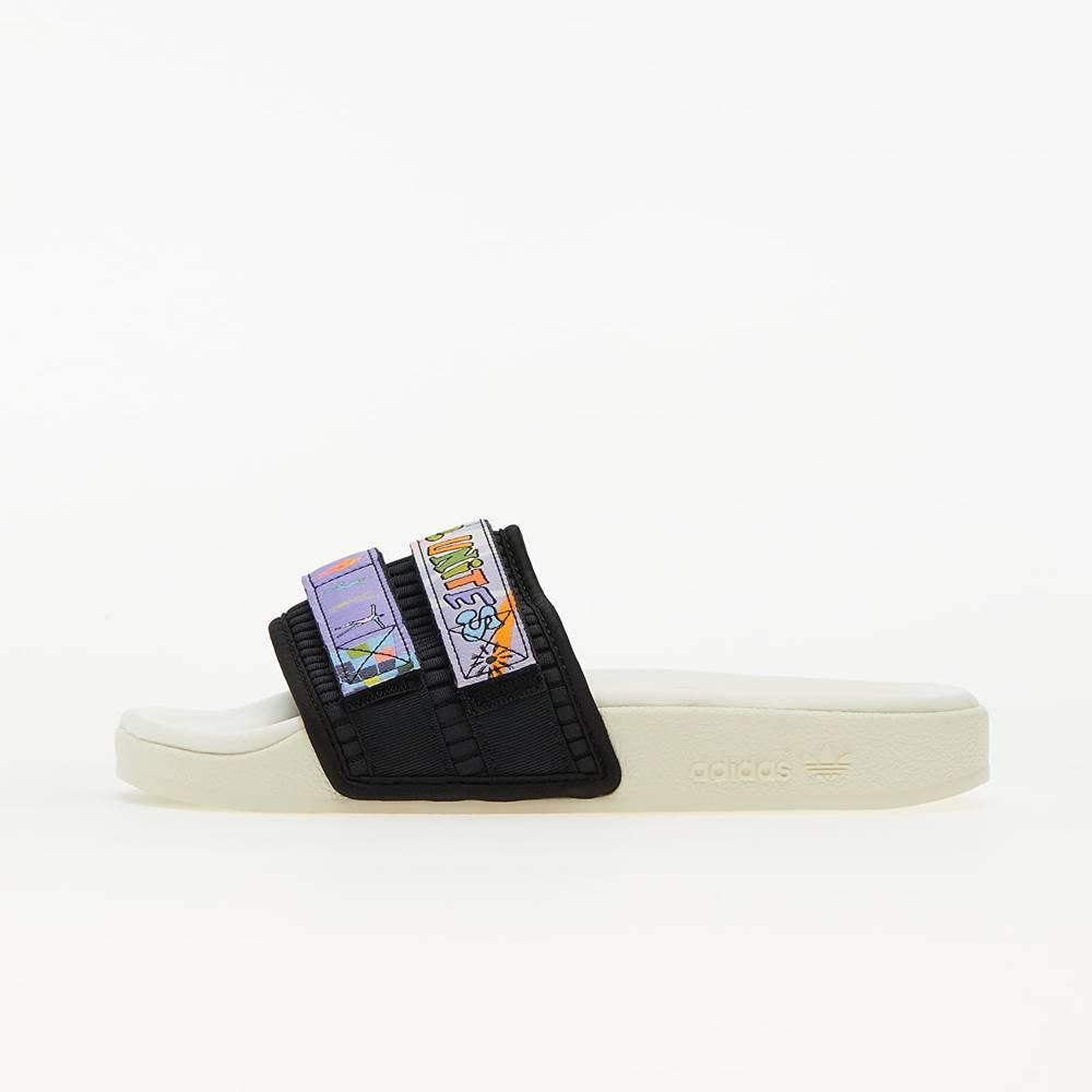 adidas Originals adidas Adilette Sandal 2.0 Off White/ Core Black/ Light Purple