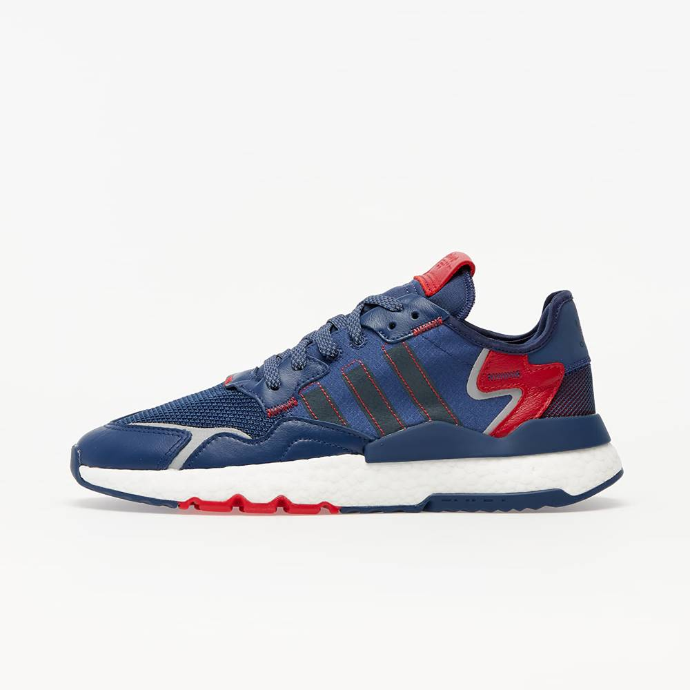 adidas Originals adidas Nite Jogger Tech Indigo/ Collegiate Navy/ Scarlet