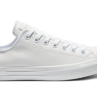 Tenisky Converse Chuck Taylor All Star Mono Leather White