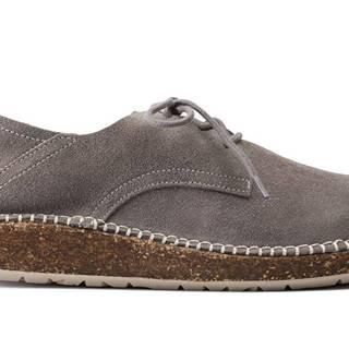 Topánky Birkenstock Gary Light Grey Narrow