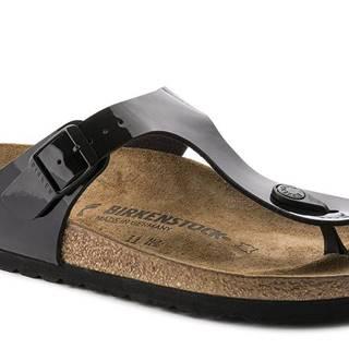 Topánky  Gizeh BF Patent Black Regular Fit