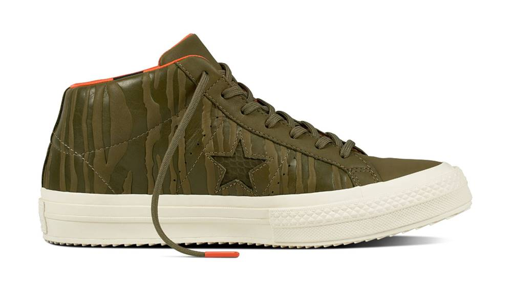 Converse Tenisky Converse One Star Mid Water Resistant High Tops
