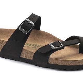 Topánky Birkenstock Mayari Black Regular