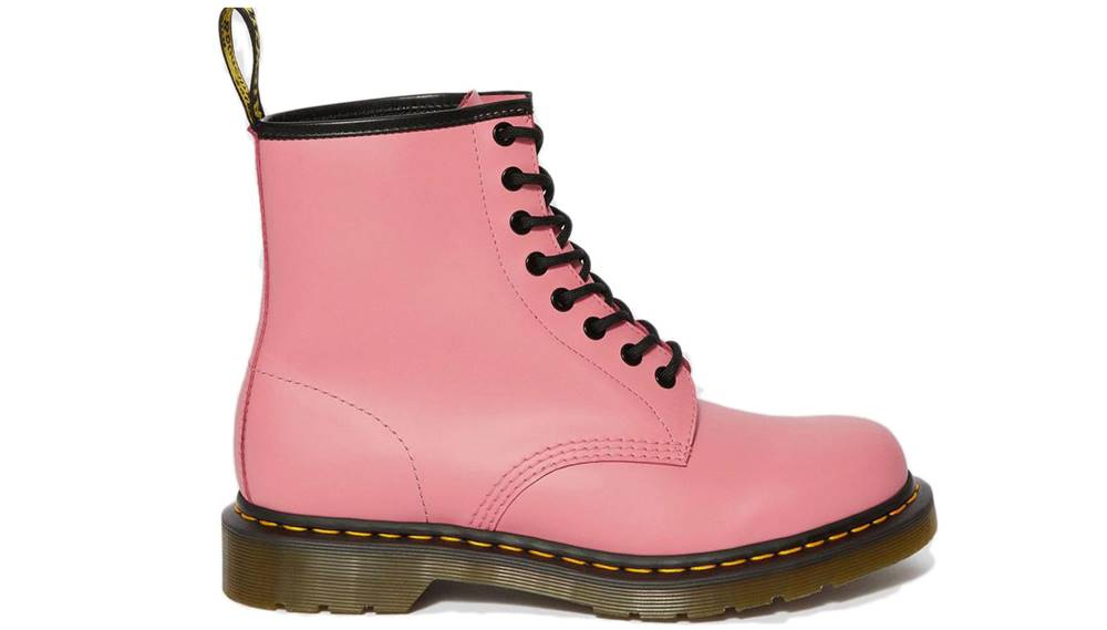 Dr. Martens Topánky Dr. Martens 1460 Leather Ankle Boots