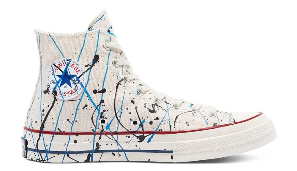 Converse Tenisky Converse Archive Paint Splatter Chuck 70 High Top