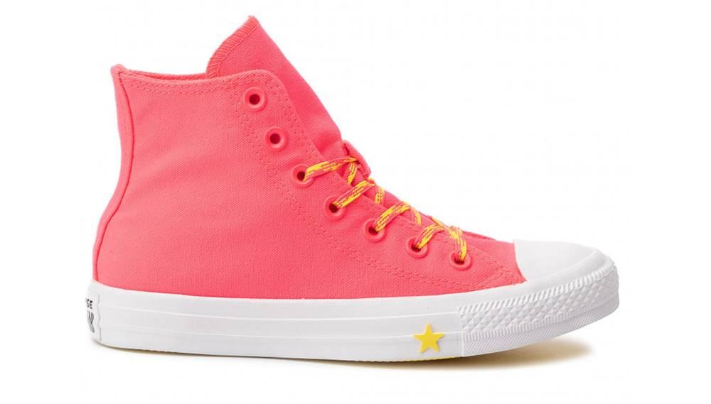Converse Tenisky Converse CTAS HI Pink