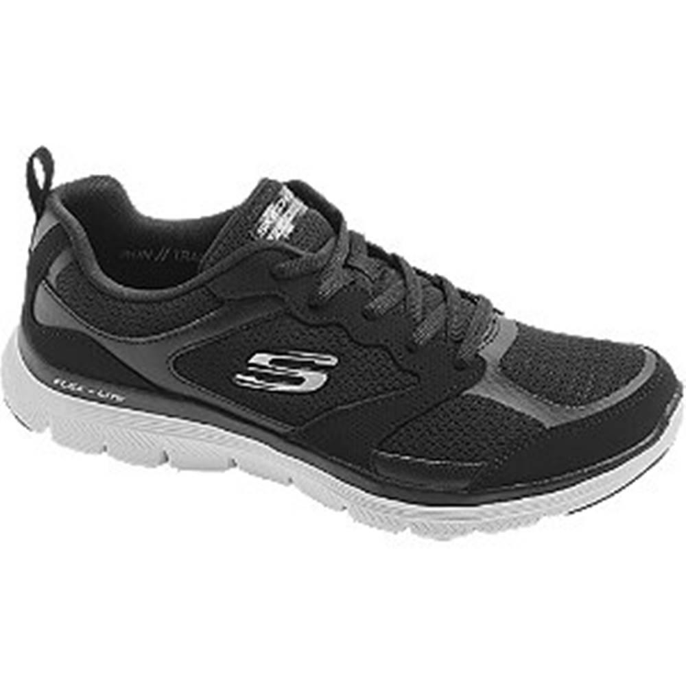 Skechers Čierne tenisky