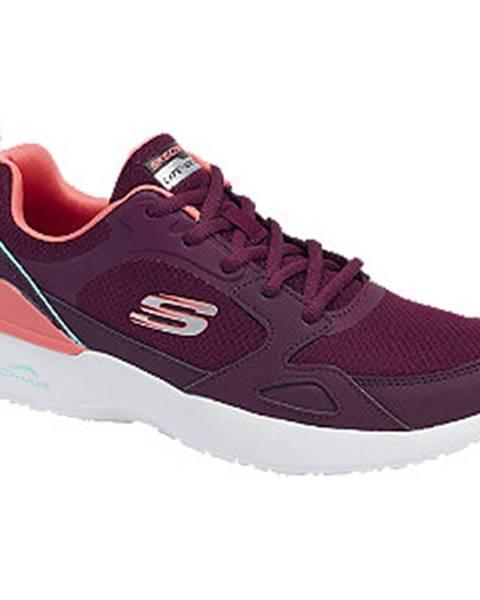Bordové tenisky Skechers