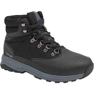 Čierna členková obuv s TEX membránou  Clerke