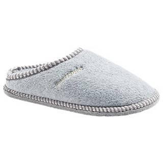Papuče  sivé