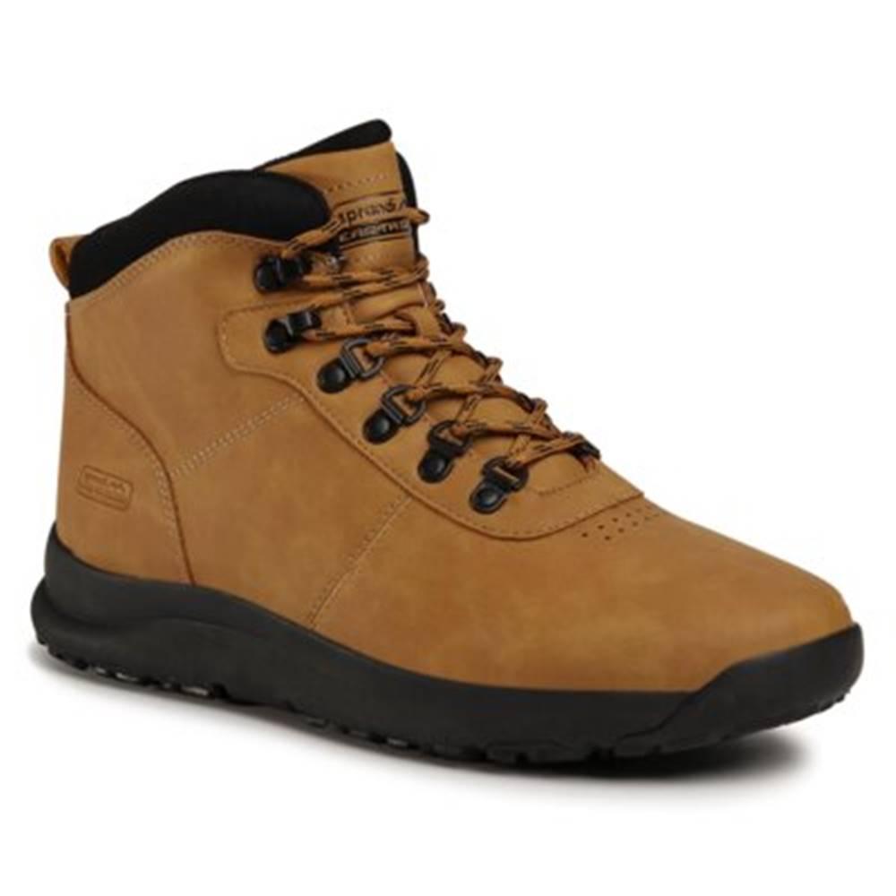 SPRANDI EARTH GEAR Šnurovacia obuv  MP07-91332-10 Imitácia kože/-Imitácia kože