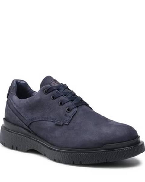 Tmavomodré topánky Badura