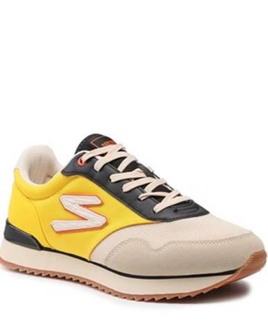 Žlté tenisky Sprandi