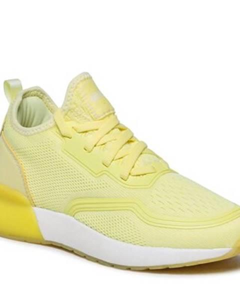 Žlté topánky Sprandi
