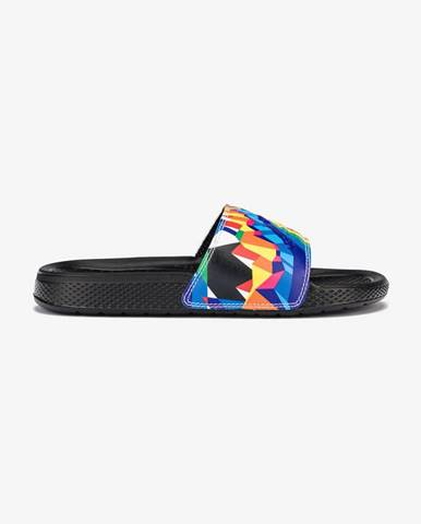 Fialové papuče Converse