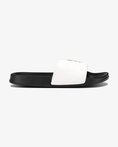 Čierne papuče U.S. Polo Assn.