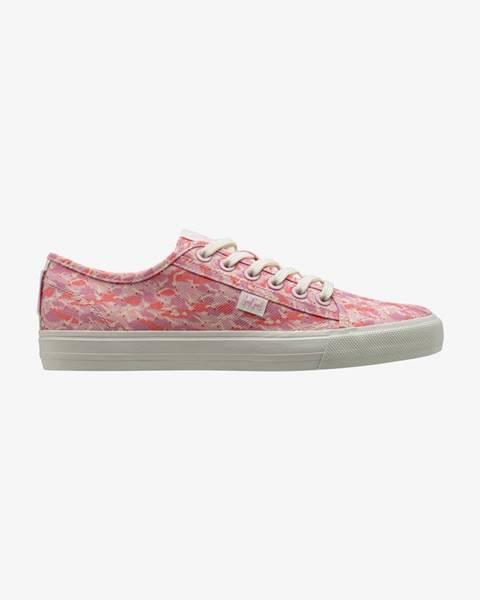 Ružové tenisky Helly Hansen