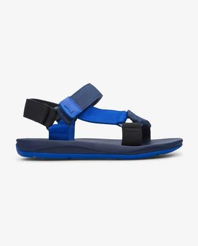 Modré papuče Camper