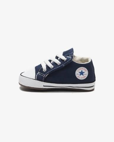 Modré topánky Converse