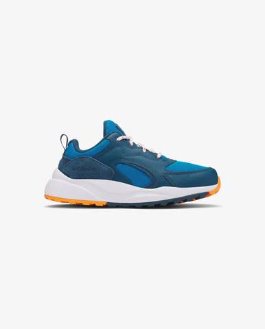 Modré topánky Columbia