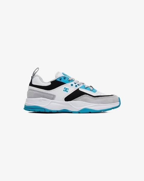 Biele topánky DC
