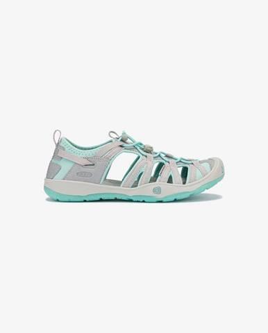 Modré topánky Keen