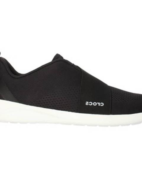Čierne tenisky Crocs