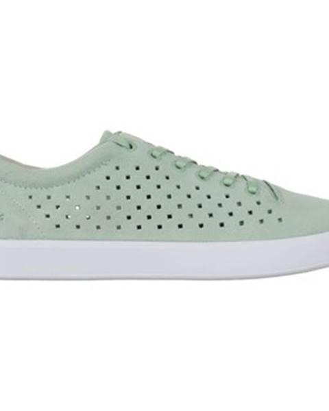 Zelené tenisky Lacoste