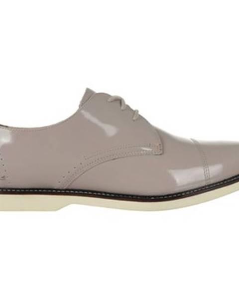 Béžové topánky Lacoste