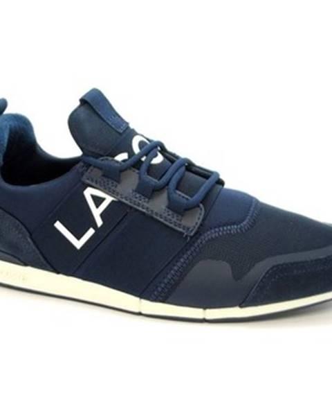 Viacfarebné topánky Lacoste
