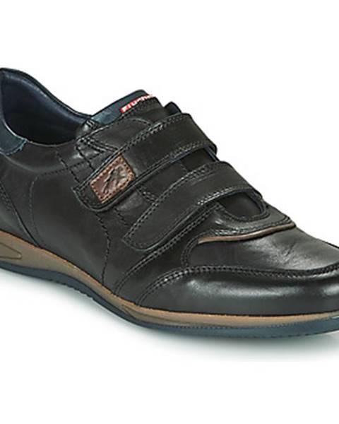 Čierne tenisky Fluchos