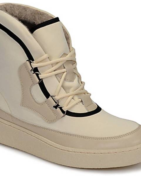 Biele topánky Aigle
