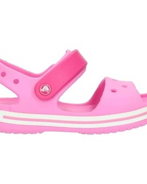 Ružové sandále Crocs