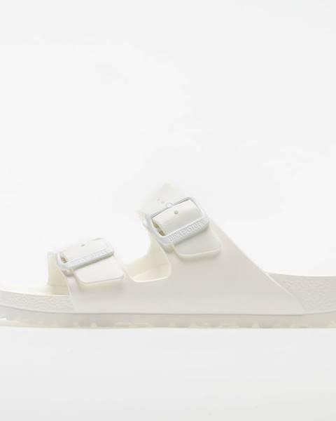 Biele tenisky Birkenstock