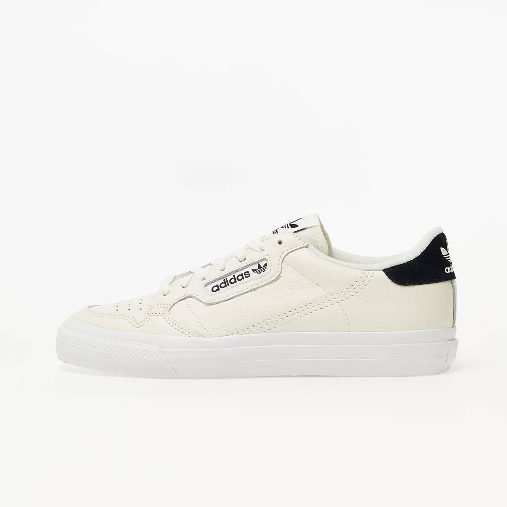 adidas Originals adidas Continental Vulc Off White/ Off White/ Core Black