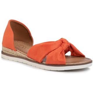 Sandále  WS5080-02 Materiał tekstylny