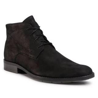 Šnurovacia obuv Lasocki for men MB-COMO-02 Prírodná koža(useň) - Nubuk