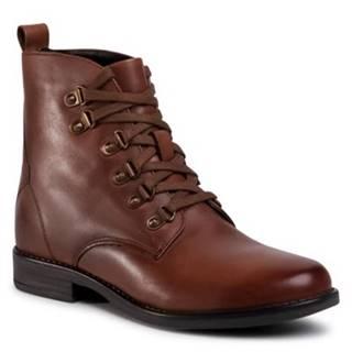 Šnurovacia obuv Lasocki WI16-ALBA3-03 koža(useň) lícová