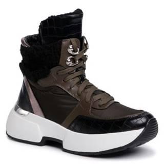 Šnurovacia obuv Jenny Fairy WS181201-01 Ekologická koža/-Ekologická koža
