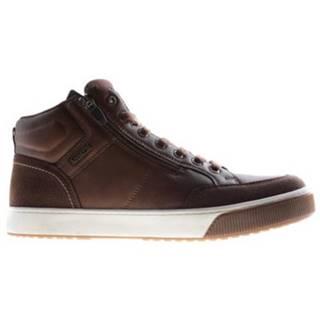 Šnurovacia obuv Lanetti MP07-91339-01 Ekologická koža/-Ekologická koža