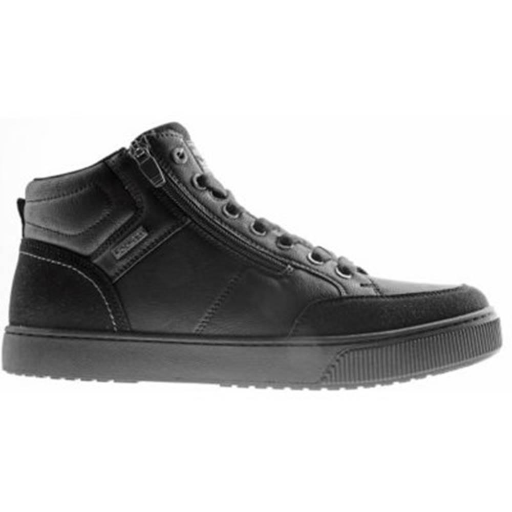 Lanetti Šnurovacia obuv Lanetti MP07-91339-01 Ekologická koža/-Ekologická koža